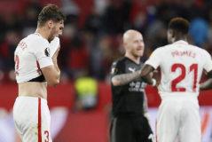Ni en Europa encuentra el Sevilla consuelo