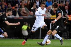 La Europa League, en directo: Valencia - Krasnodar