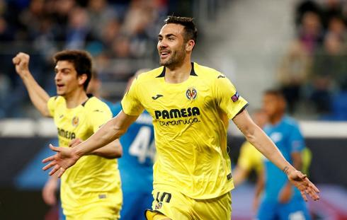 Europa League - Round of 16 First Leg - Zenit Saint Petersburg v <HIT>Villarreal</HIT>