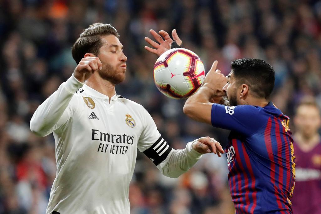 Mourinho, una amenaza seria para Sergio Ramos 15519933695370