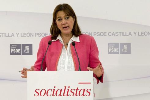 Soraya Rodríguez, ex portavoz del PSOE con Rubalcaba.
