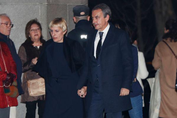 El ex presidente del Gobierno y su mujer en una imagen reciente
