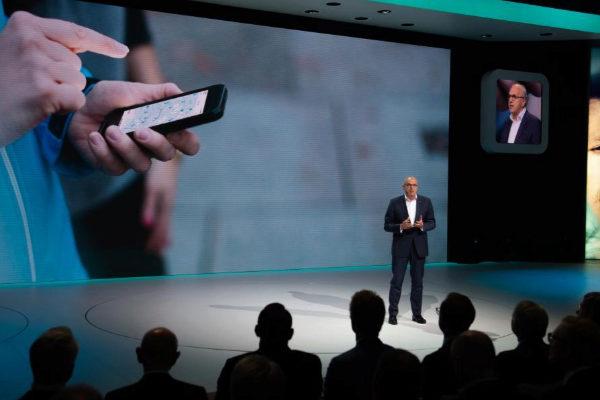 Jurgen Stackmann, máximo responsable de ventas y márketing de la marca VW