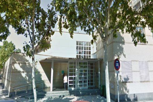 Centro sanitario de Zaragoza donde se produjo el apuñalamiento