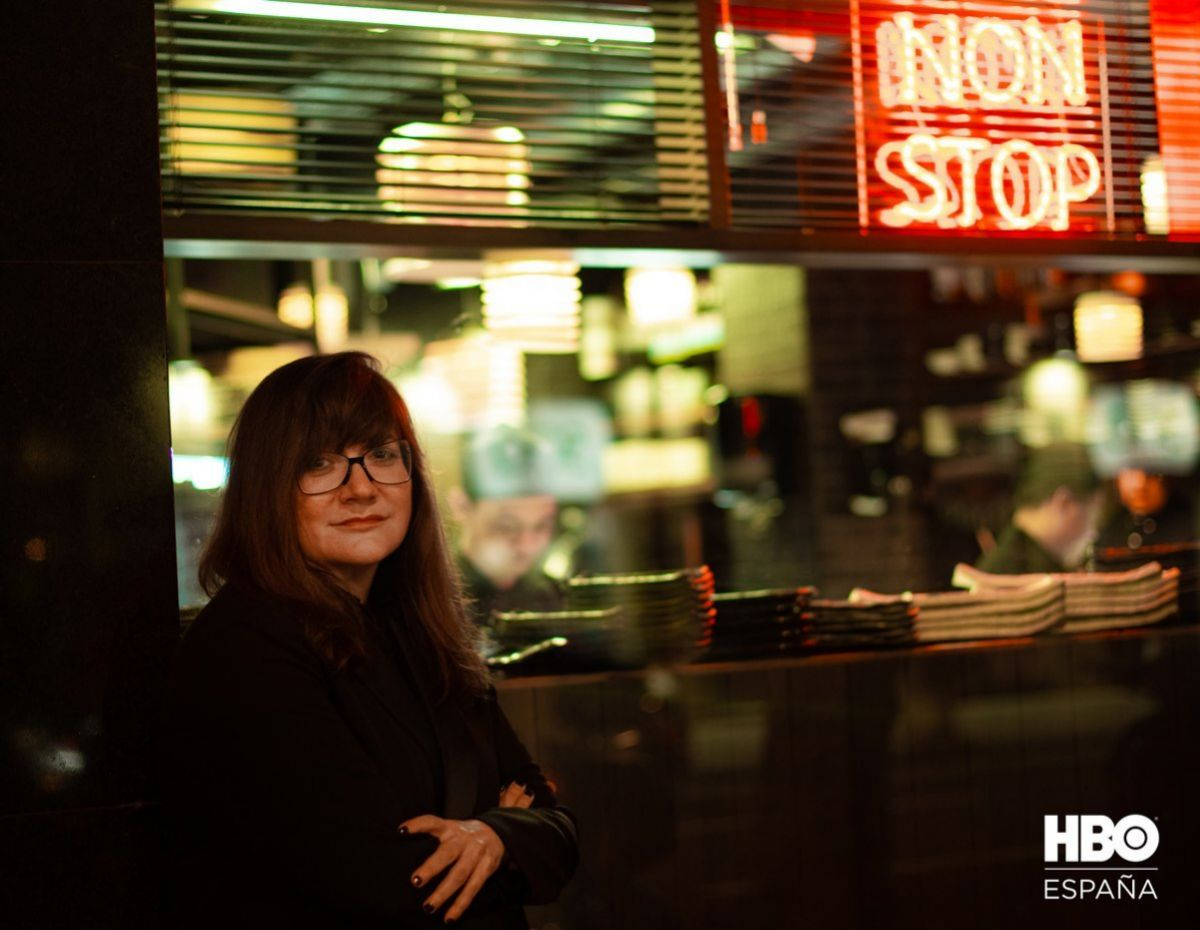 Isabel Coixet presenta Foodie Love, su primera serie para HBO España
