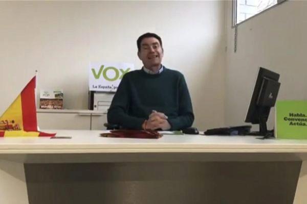 Militante de Vox en Lleida detenido por un delito contra la libertad sexual