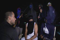 Antonio Pampliega, con una banda de secuestradores en Venezuela.