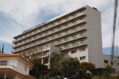 Residencia de mayores de El Palo, en la capital malagueña.