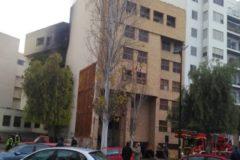 El pasado 21 de enero un incendio calcinaba el edificio de los juzgados de Ibiza.