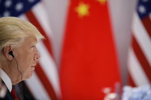 El presidente de EEUU, Donald Trump, durante su encuentro con Xi Jinping en Argentina.