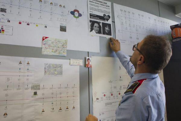 Imagen de archivo de la unidad de desaparecidos en Egara