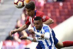 En directo: Atlético de Madrid - Leganés