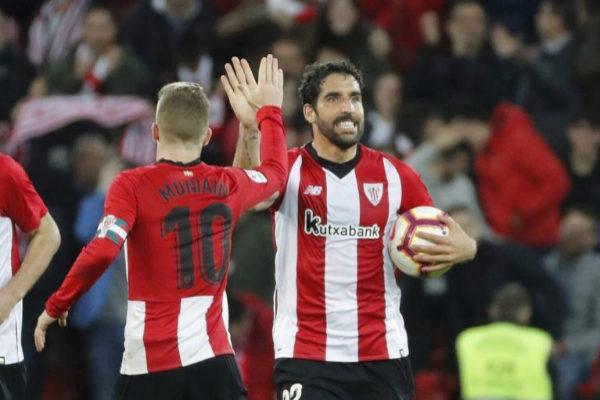 Raúl García vuelve a salvar al Athletic