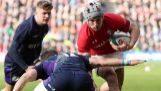 Gales, a un paso de la gloria del Grand Slam