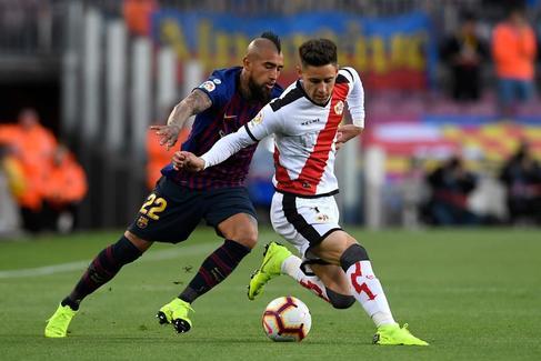 El Barcelona mantiene el liderato pensando en el Lyon