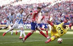 Al Atlético le basta con olvidarse un rato de Turín