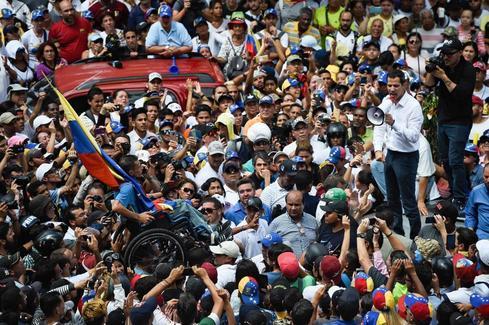 """Guaidó: """"Esta tragedia tiene nombre y apellido: Maduro"""""""