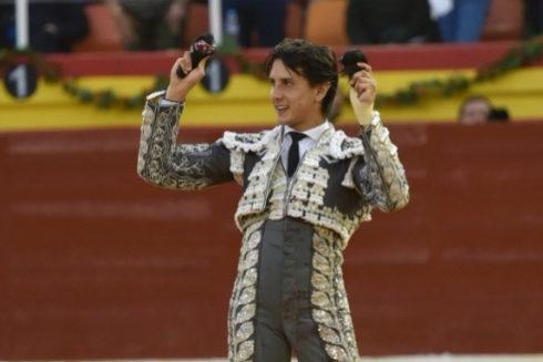 Andrés Roca Rey conquistó un nuevo coso.