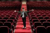 """El Mago Pop, más feliz con un teatro con  un """"casoplón"""""""