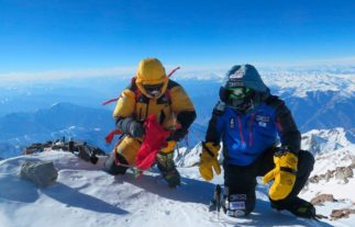 El equipo de Txikon encuentra los cadáveres de los dos alpinistas desaparecidos