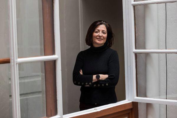 La presidenta de la Asociación Española de Abogados de Familia,...