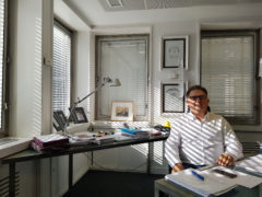 Josep Maria Rull, máximo responsable de DDB y presidente de la Asociación de Agencias (AEACP).