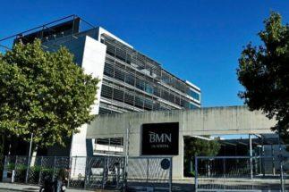 Oficinas en Palma de BMN, el banco en el que se integró Sa Nostra tras su disolución en 2010.
