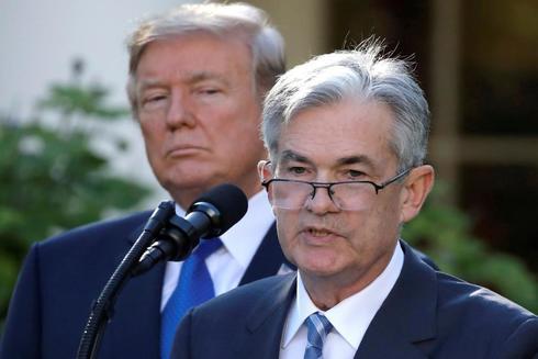 El presidente de la Reserva Federal, Jay Powell.