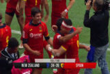 Un ensayo para la historia: así venció España a los All Blacks