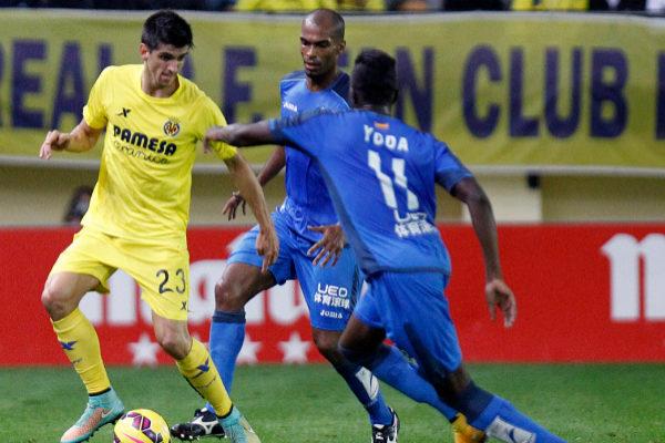 En directo el Levante- Villarreal