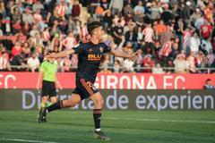 Inesperado triunfo del Valencia con sabor a Champions