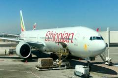 El avión siniestrado es de la compañía Ethiopian Airlines.