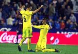 Dos goles en el descuento sacan al Villarreal del descenso