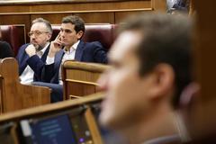 Ciudadanos renuncia a sus siglas en Navarra y se presenta con UPN y el PP