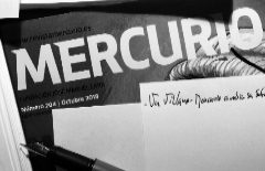 Mercurio cambia su órbita