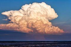 Aprende a interpretar los distintos tipos de nubes