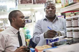Una app para acabar con el hambre en Nigeria