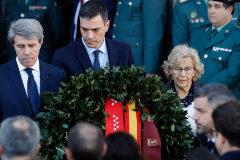 Homenaje en Madrid a las 192 víctimas del 11-M
