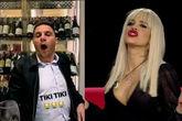 Joaquín Sánchez imita las expresiones de Ylenia en GH Dúo en...