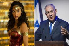 El inesperado duelo entre Wonder Woman y Netanyahu