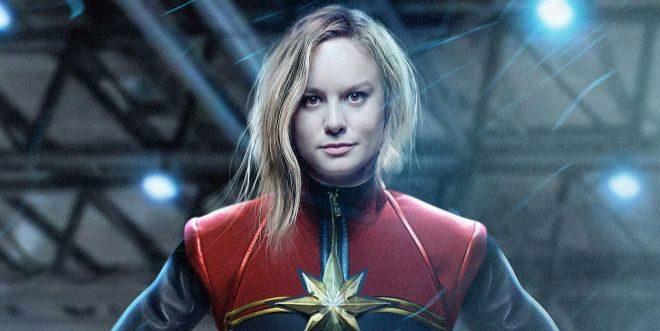 Capitana Marvel asume el mando