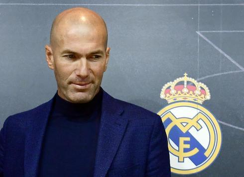 Zidane, en una imagen de archivo.