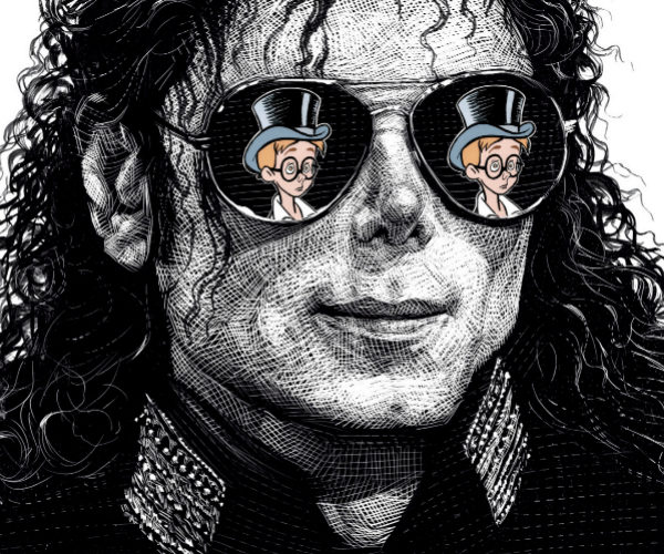 Michael Jackson: La mitra pederasta