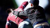 Alarma por la violencia en el fútbol británico y 14 semanas de cárcel para el agresor de Grealish