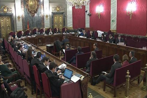Declaración de Manel Castellví, en el Tribunal Supremo