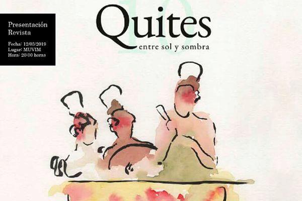 'Quites' regresa a los ruedos de la literatura