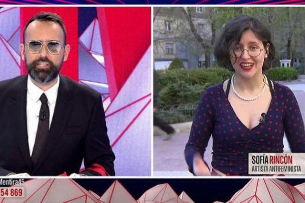 Risto Mejide y Sofía Rincón en Todo es mentira