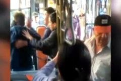 Agresión homófoba en un autobús de Chile