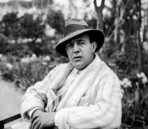 Ignacio Sánchez Mejías en una imagen de 1928