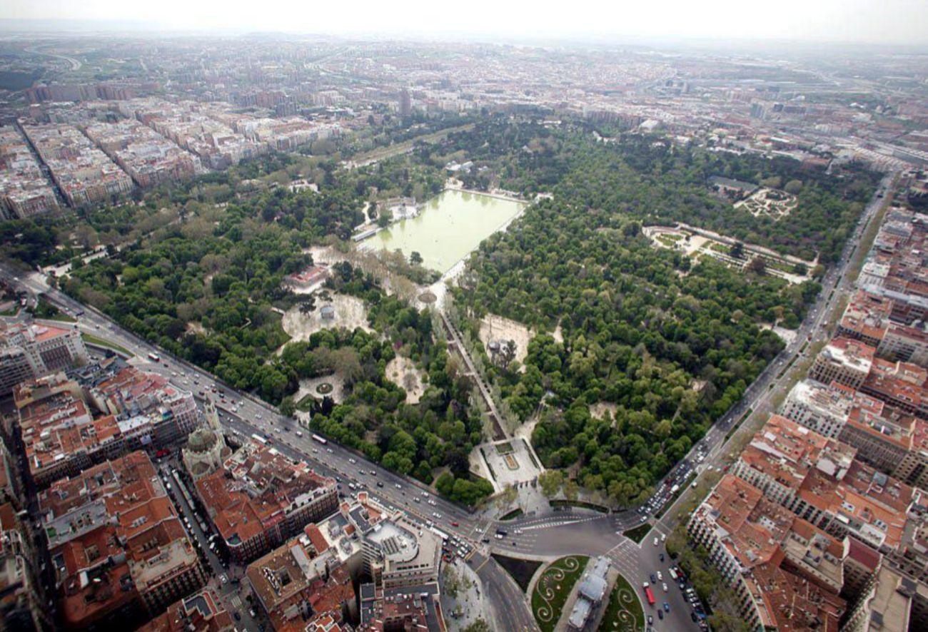 De los 89 parques madrileños que se han considerado en esta encuesta,...